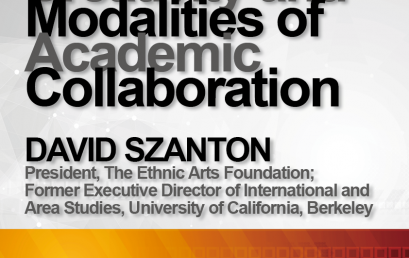 Intellectual Creativity and Modalities of Academic Collaboration