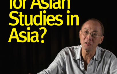 What's next for Asian Studies in Asia?
