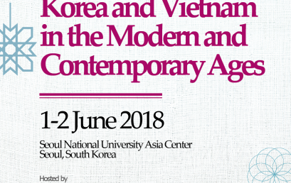 Korea and Vietnam in the Modern and Contemporary Ages