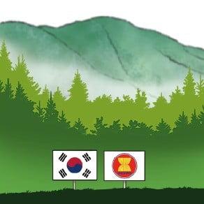 [김영선의 'ASEAN 톺아보기' (19)] 아시아에 'K-Forest'를