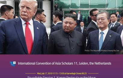 Korean Peninsula on the Move