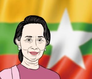 [김영선의 'ASEAN 톺아보기' (26)] 장군의 딸 아웅산수지