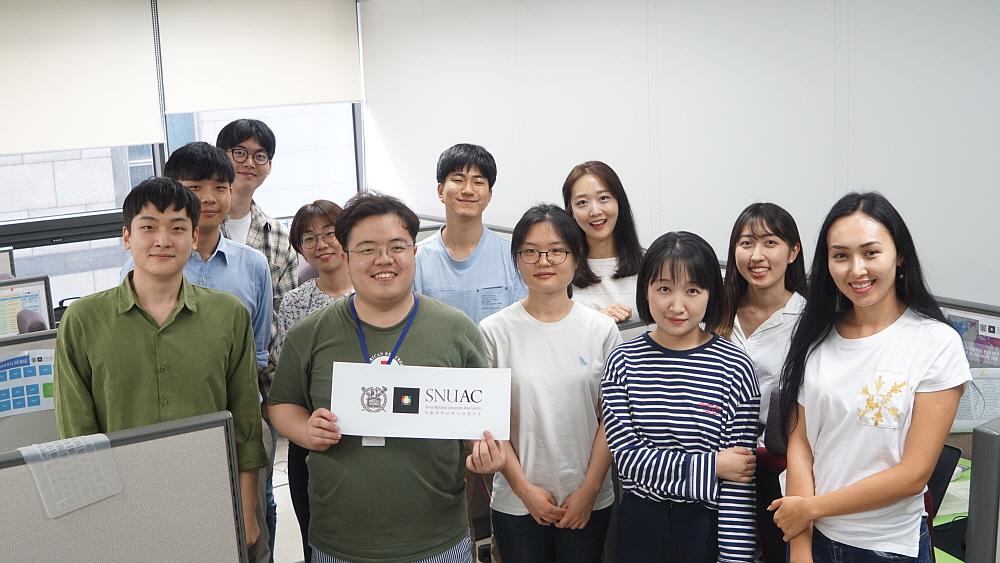 [소식] 12기 연구연수생 환영식 및 센터/프로그램 설명회 개최