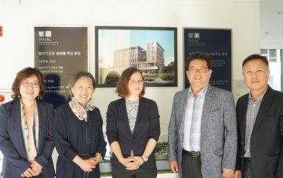 [소식] 영국 에든버러대학 대표단 아시아연구소 방문