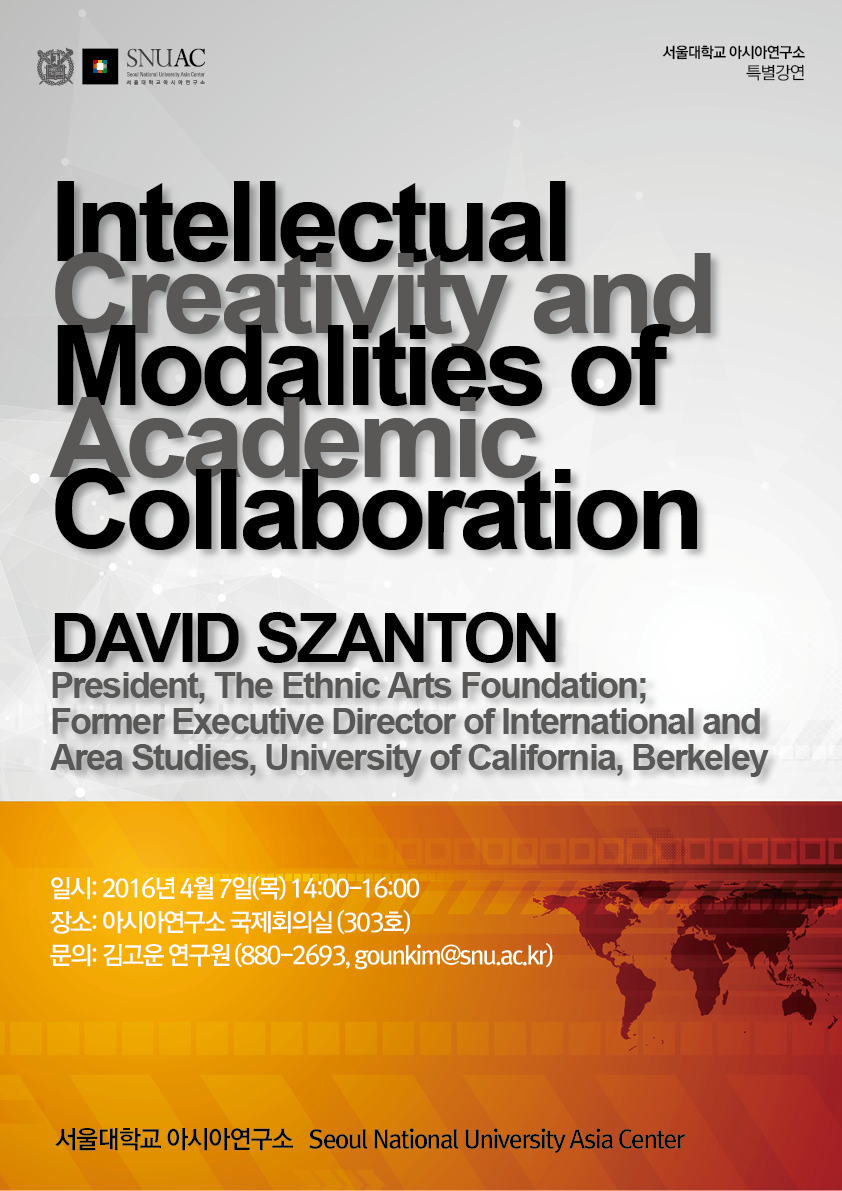 Intellectual Creativity and Moralities of Academic Collaboration