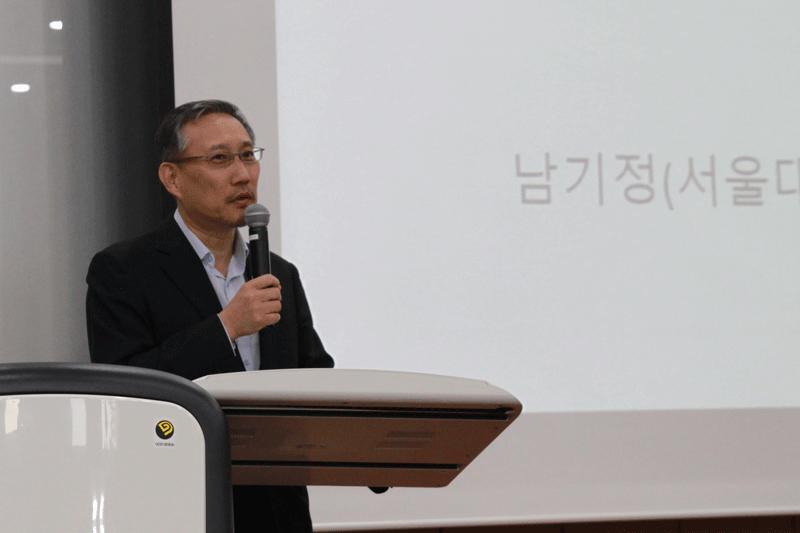 2017 ICAS Book Prize in Korean : Book Talk Series 2