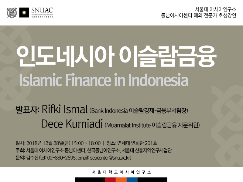 Islamic Finance in Indonesia