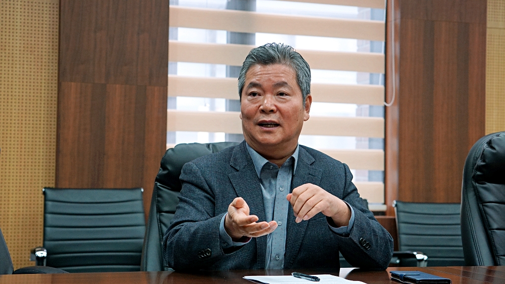 [Visiting Scholar News] Interview with Doo Young Kim, Former Executive Vice President for Innovative Growth, KOTRA