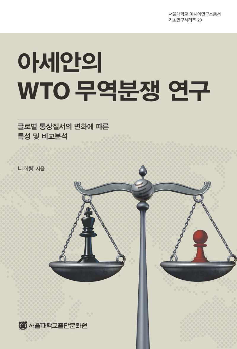 WTO Dispute Settlements of ASEAN