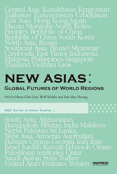 New Asias: Global Futures of World Regions