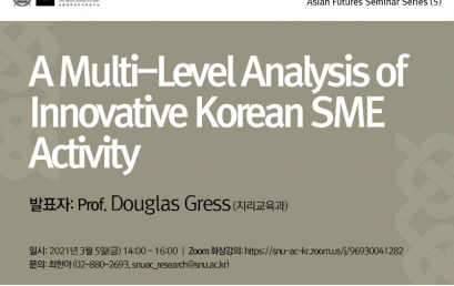 A Multi-Level Analysis of Innovative Korean SME Activity