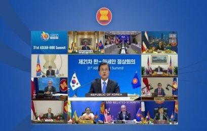 [아세안익스프레스] 김영선 대사 '신남방정책과 한-아세안 파트너십'