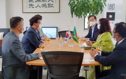 [소식] Abida Islam 주한 방글라데시 대사 아시아연구소 초청 간담회