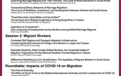 Asia Migration Workshop