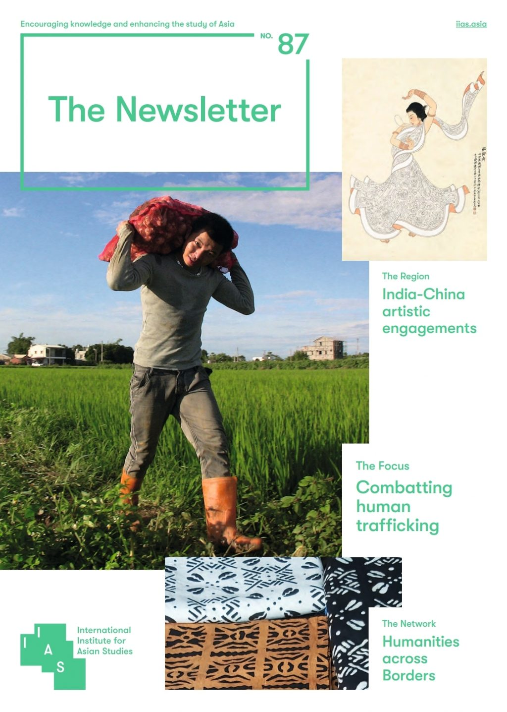 IIAS The Newsletter Vol. 87- News from Northeast Asia