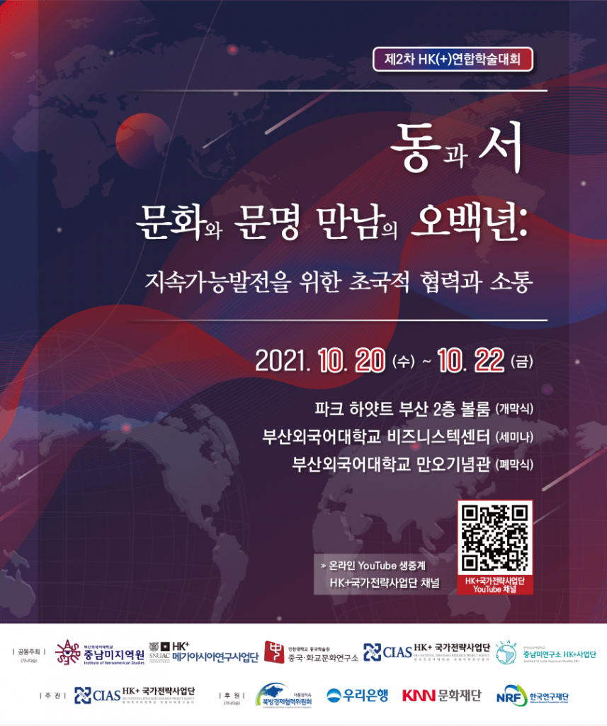The 2nd HK+ Joint Academic Conference: East and West, 500 Years of Cultural and Civilizational Encounter / The Cultural Heritage of French Indochina